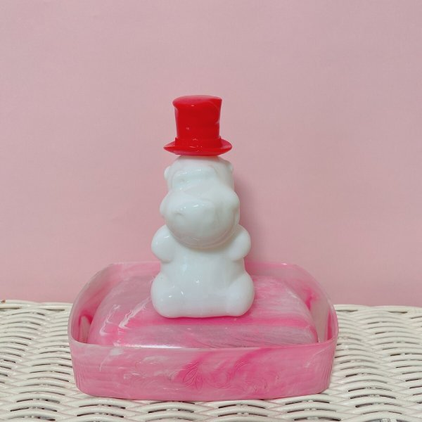 画像1: AVON Perfume Bottle(HUGGABLE HIPPO) (1)