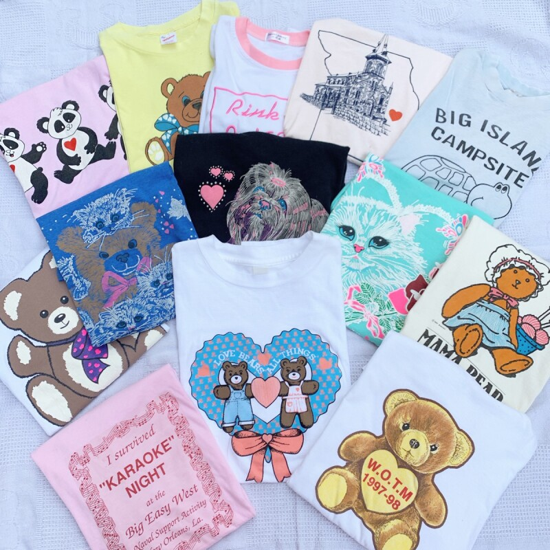 9th anniversary & special tee